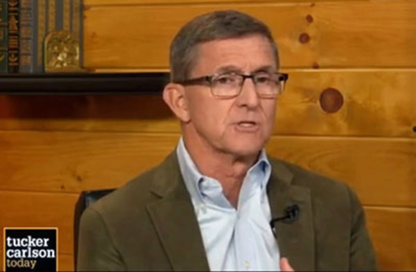 Gen. Flynn on the state of the nation: Full interview with Tucker Carlson
