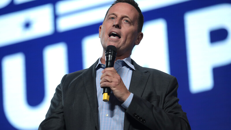 Twitter Locks Account of Ric Grenell over Voter Fraud Warning